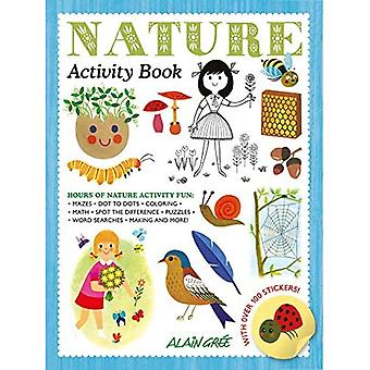 Nature Activity Book (Alain Gree)
