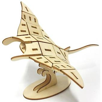 Incredibuilds Animal Collection 3D Wood Model