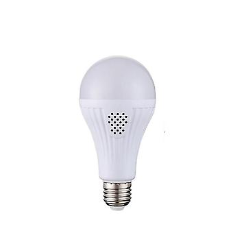 Led Smart Bulb - Luce di emergenza Dc 5v con batteria ricaricabile