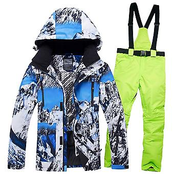 New Outdoor Ski Suits And Women, Snowboard  Hiking Jacket Couples/lovers