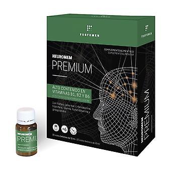 Neuromem Premium 20 injektionsflaska