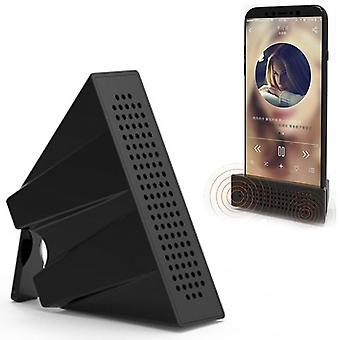 Portable Mobile Phone Loudspeaker Speaker Holder - Sound Amplifier Bracket