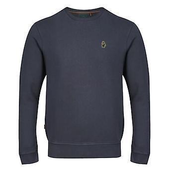 Luke 1977 London Sweatshirt Charcoal 39