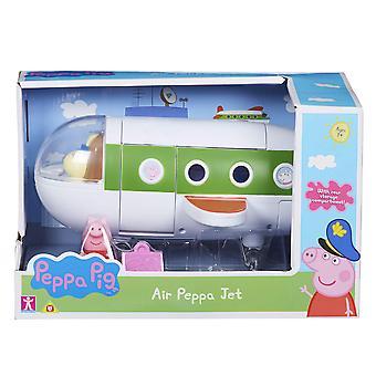 Peppa varken 06227 lucht peppa jet figuur