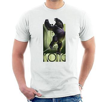King Kong Balancing Men's Camiseta