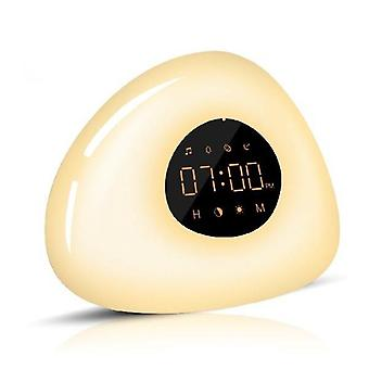 Natural Sunrise and Sunset Simulation Alarm Clock