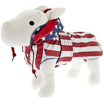 Ferribiella Jäädytetty sadetakki 20cm U.S.A (Koirat , Koiran vaatteet, Takit ja viitat)