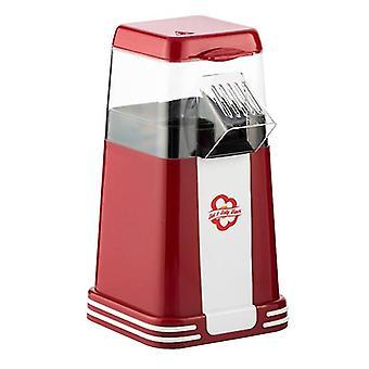 Popcorn Maschine Heißluft - Rot