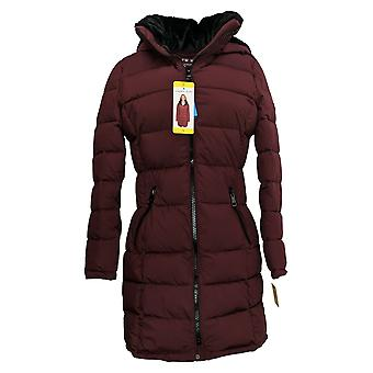 Andrew Marc Winter Jacket Women's Stretch Insulated Red 1423663
