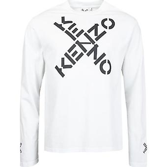Kenzo Sport Skate Long Sleeved T-Shirt