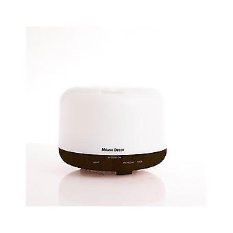 500Ml Milano Decor Mood Light Diffuser Ultrasonic Humidifier