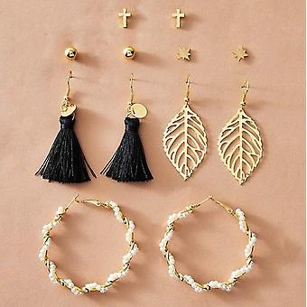 Fashion Bohemian Earrings Set