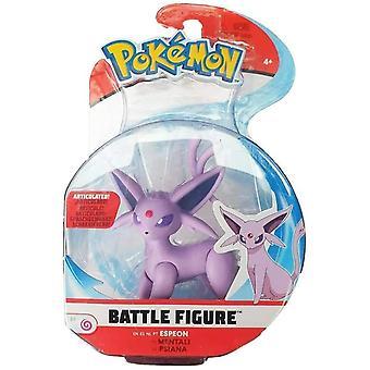 Pokémon espeon strijd figuur
