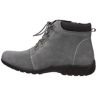 Propét Womens Delaney Suede Closed Toe Ankle Fashion Boots