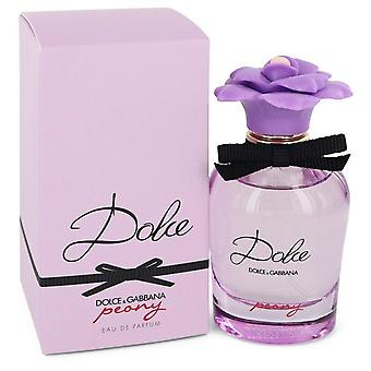 Dolce Peony Eau De Parfum Spray Af Dolce & Gabbana 1,6 ounce Eau De Parfum Spray