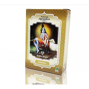 Radhe Shyam Bhringraj Naturlig Hårbehandling 100 gr