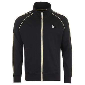 Moose Knuckles Stereogram Zip Sweatshirt - Black