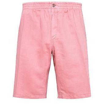Hackett Cotton Linen Beach Shorts
