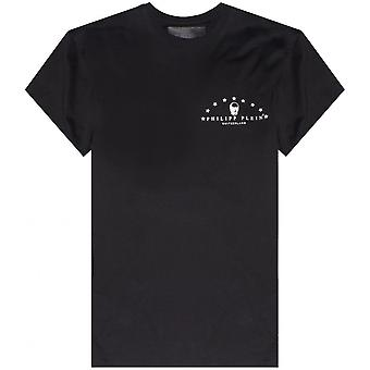 Philipp Plein Round Neck T-shirt Ss Skull