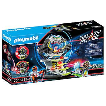Playmobil Galaxy Police Safe with Code