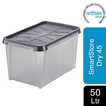 Orthex SmartStore Waterproof All Purpose Dry Storage Box, Dry 45 - 50L
