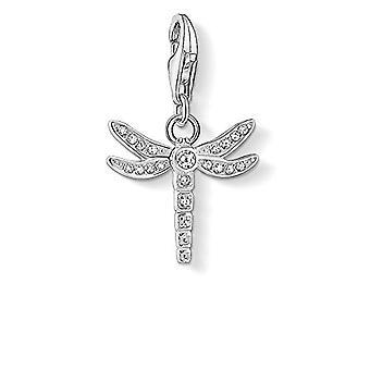 THOMAS SABO Silver Woman Bead Charm 1800-051-14