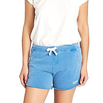 Billabong Essential Sweat Shorts in Costa Blue