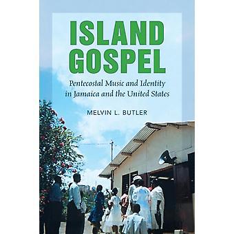 Island Gospel by Melvin L. Butler