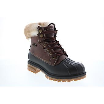 Lugz Adult Womens Mallard Fur Casual Dress Boots