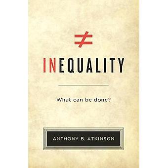 Inequality - What Can Be Done?