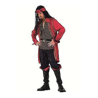 Costume per adulti pirata (Xl)