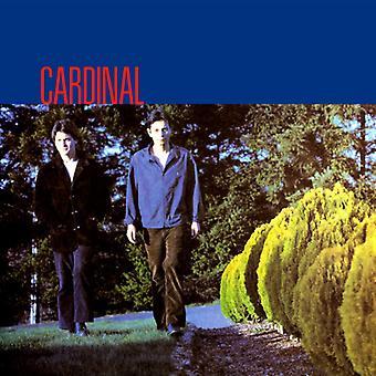 Kardinal – Kardinal Limited Edition Gul marmorerad vinyl