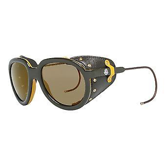 Men's Sunglasses Moncler ML0003-50G Brown (ø 55 mm)