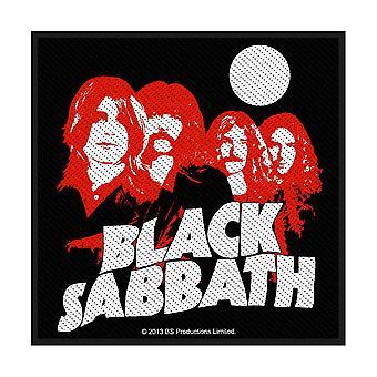 Black Sabbath - Red Portraits Standard Patch