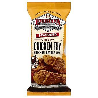Louisiana Fish Fry Mix Chkn Fry, Cas de 12 X 9 Oz