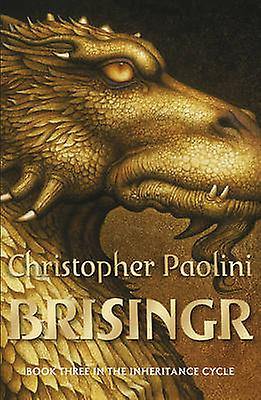 Brisingr 9780552552127 by Christopher Paolini