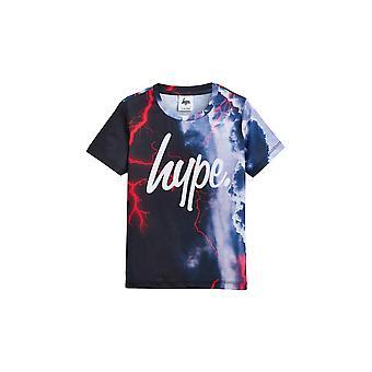 Hype Enfants / Enfants Stormy Sky T-Shirt