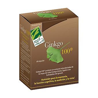 Ginkgo 100 60 capsules
