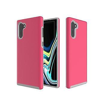 Samsung Galaxy Note 9 Antideslizante Durable TPU Funda de caja - Rosa