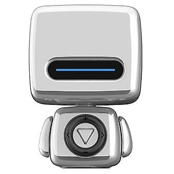 USB portable wireless selfie remote control mini speaker(Silver)