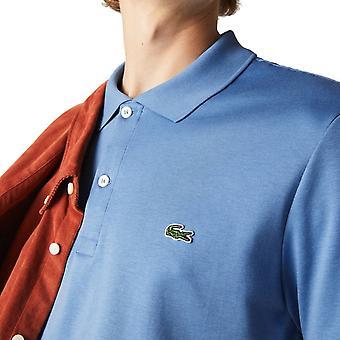 Lacoste Classic Pima Cotton Polo - Blå