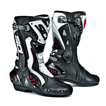 Sidi ST Black White Boots CE