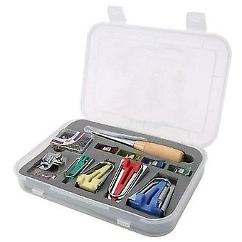16pcs Household Electric Sytape Machine Kit Stof Suits Tools