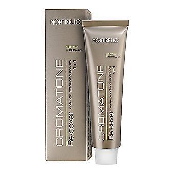 Colorante Permanente Cromatone Re Cover Montibello Nº 4.80 (60 ml)