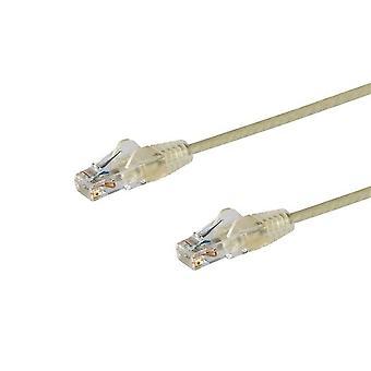 UTP Catégorie 6 Câble réseau rigide Startech N6PAT50CMGRS 0,5 m