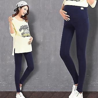 Summer Belly Skinny Maternity Legging In Elastic Cotton