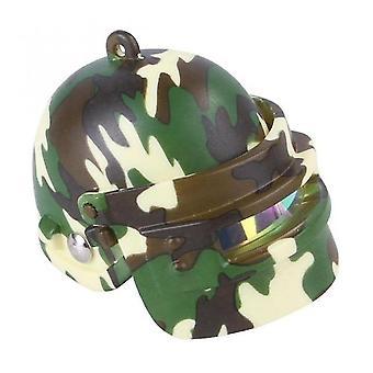Pet id tags pet helmet funny chicken helmet head protection compact chicken hen ducks birds hard hat
