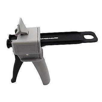 50Ml ab epoxy lijm pistool adhensive mix 1:1 2:1 handmatige doseren handgereedschap labeling lijm voor silica