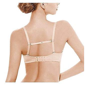 Rutschfester elastischer BH-Riemenhalter für Damen & BH-Riemenclips