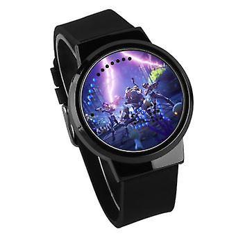 Vízálló LED Digitális Touch Watch-fortnite # 20